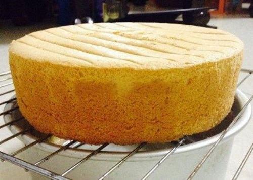 cách làm bánh kem đẹp
