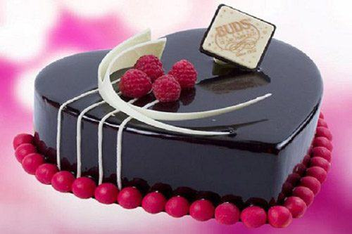 bánh sinh nhật 1 tầng