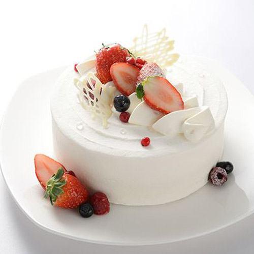 cách làm bánh sinh nhật 1 tầng