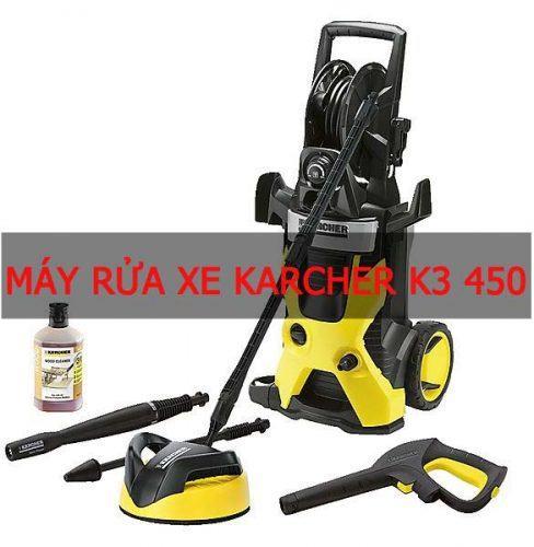 máy rửa áp lực Karcher K3 450