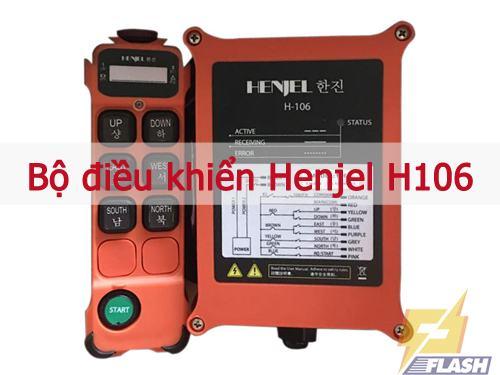Bộ điều khiển Henjel H106