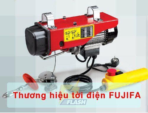 Thương hiệu tời điện FUJIFA