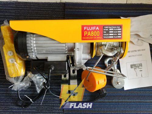 máy tời điện mini Fujifa PA800-20m